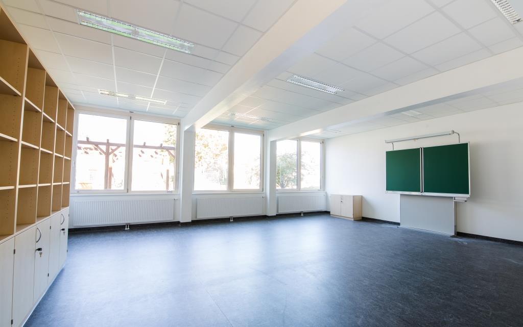 Zubau VS Vorgartenstraße Klassenraumzimmer