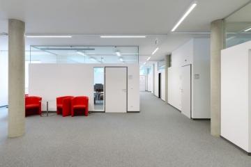 Kindermannzentrum Büro
