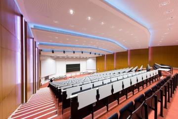 Hörsaal P1 Tu Graz