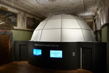 Naturhistorisches Museum Wien, Digitales Planetarium