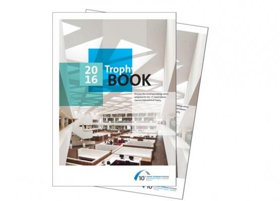 Cover Trophybook aus dem Jahr 2016