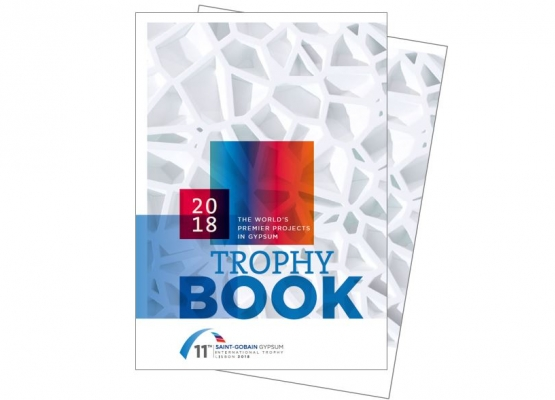 Cover des Trophy Book 2018