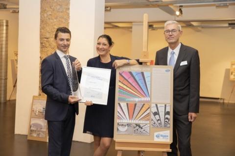 """Gewinner Deckengestaltung: Thanner GmbH - """"Hotel Andaz Vienna am Belvedere"""""""